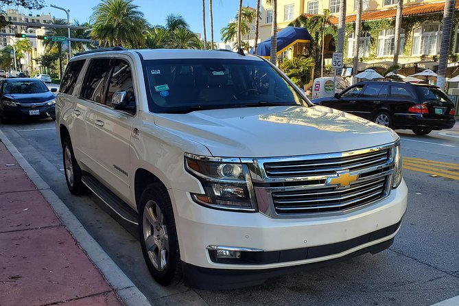 Transfer from Port Of Palm Beach to Miami International Airport