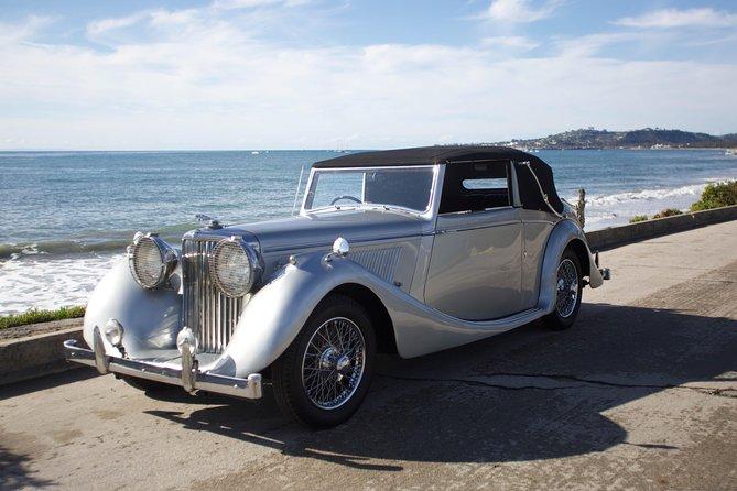 Vintage autoverhuur