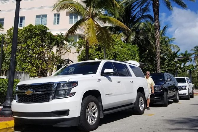 Transfer from Port Of Palm Beach to Miami Beach