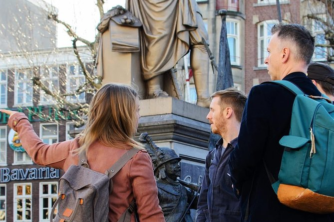 Private Rembrandt and Golden Age Walking Tour