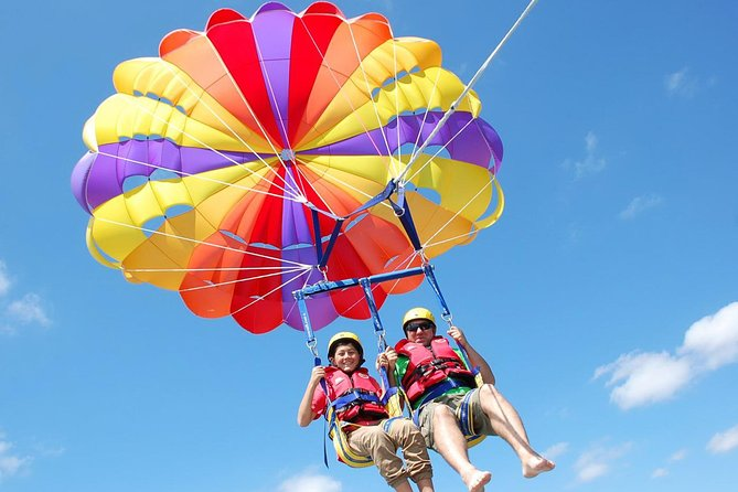 Half-Day Bali Water Sport Adventure in Nusa Dua and Spa Packages