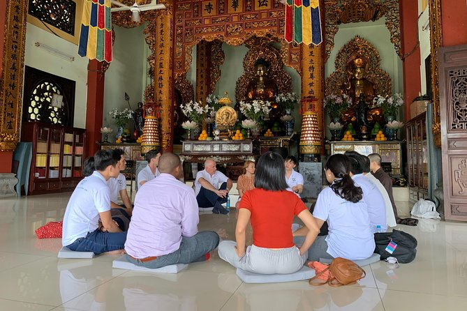 Zen Experience - Explore religious diversity in Saigon photo 10