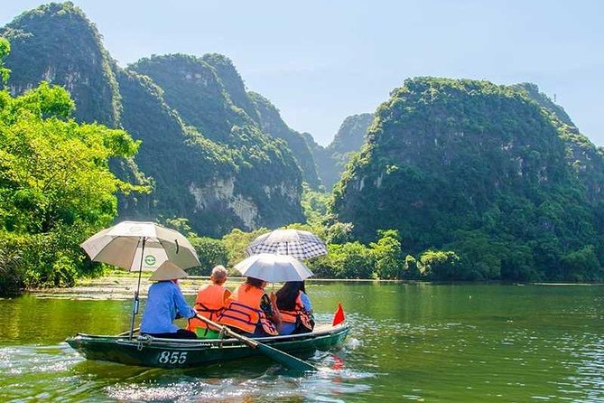 HoaLu - TamCoc - MuaCave - 1 Day Tour from Hanoi-Small Group-Limousine Transport