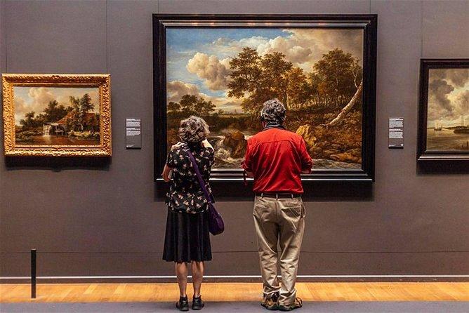 Private Rijksmuseum & Van Gogh Museum with Skip the Line Ticket