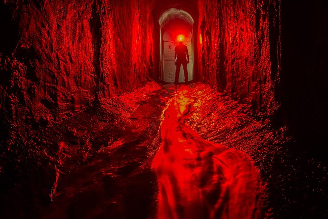 Underground Tunnels Exploration Tour