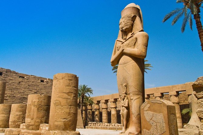 Private Luxor Day Trip from Hurghada By Car