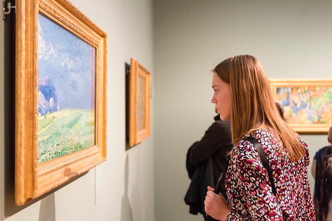 Private Van Gogh Museum Tour with Skip the Line Ticket
