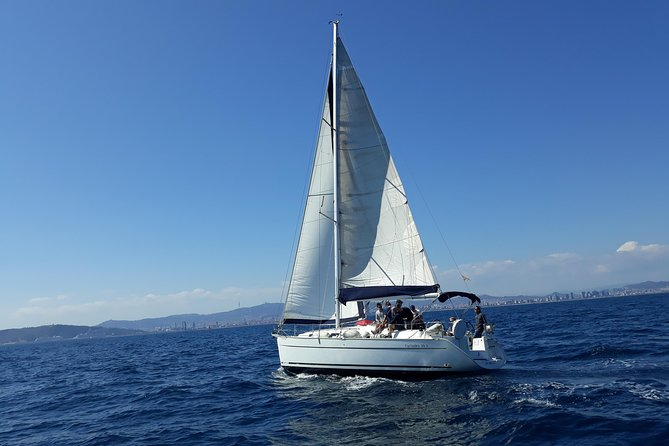 4h Private Sailing Boat Trip