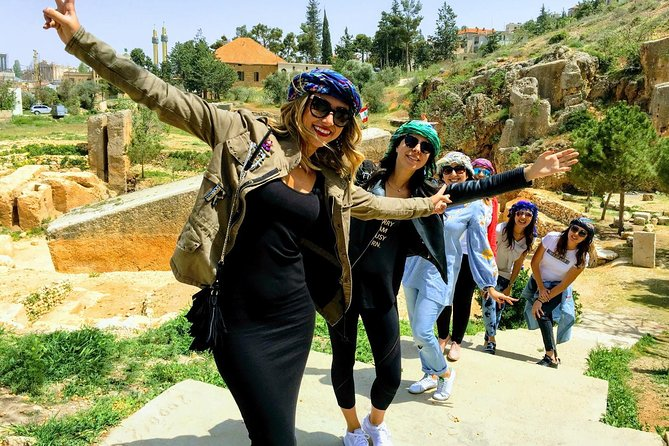 Small Daily Tours from Beirut to Baalbek, Anjar and Ksara with Lunch