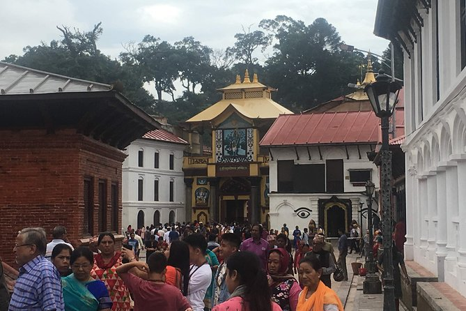Pashupatinath and Doleshwor Mahadev Temple Darshan Tour From Kathmandu