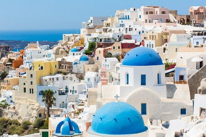 Full-Day Trip to Santorini island by Boat from Rethymno with Transfer your Hotel