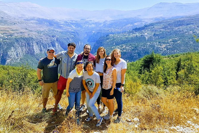 Small Daily Tours from Beirut to Qadisha Valley, Bcharri, Cedars with Lunch
