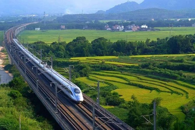 Skip The Line: Chengdu to Xi'an/Chongqing Bullet Train Ticket with Transfer