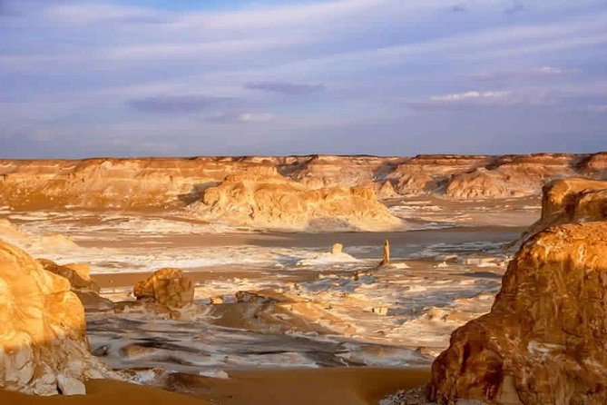 Camping in the White & Black Deserts ( Bahariya Oasis) & Cairo Private transfer