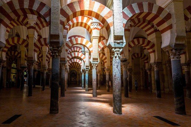 Guided tour of the monumental Córdoba (Judería, Alcázar, Mezquita)
