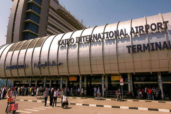 Private Arrival Transfer From Cairo Airport To Downtown