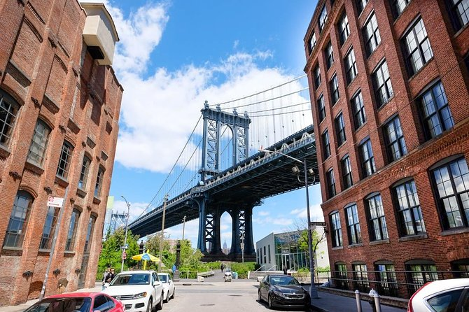 Brooklyn Heights, DUMBO and Brooklyn Bridge guided tour in French