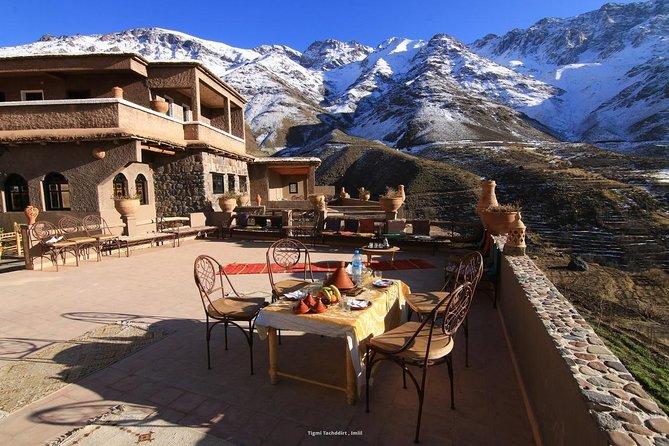 6 Days Berber villages Trek from Marrakech