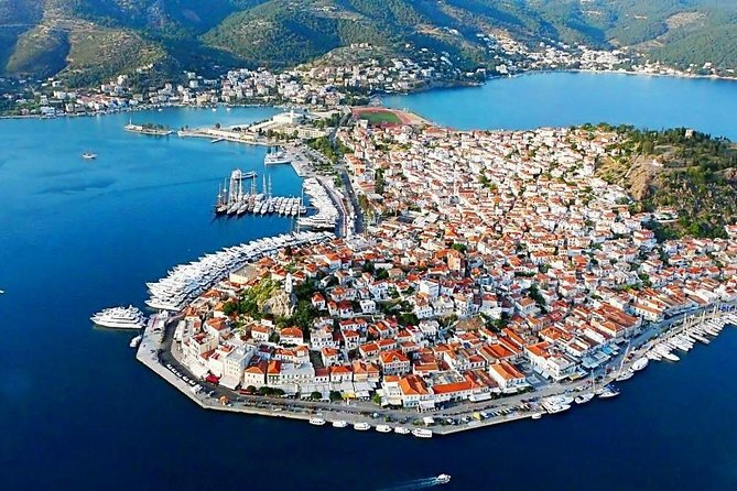 5 Days TOP Highlights in Mainland and Islands of Greece