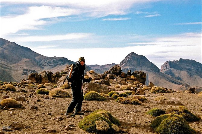 Guided 7 days Trekking to Jebel Siroua in Morocco Hike