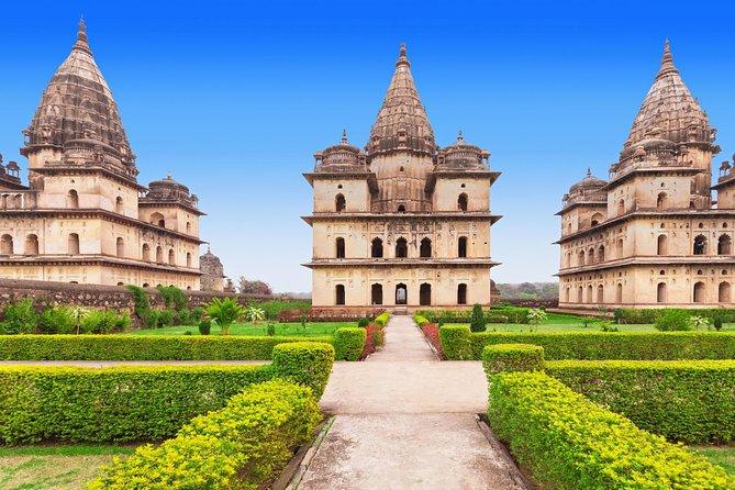 Gwalior Orchha Historic Tour With Datia & Sonagir