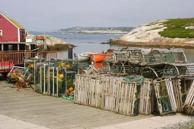 Highlights of Halifax and Peggy's Cove Tour