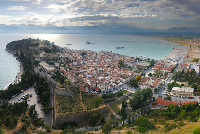 5 Days Private Ancient Cities Tour of Greece from Athens