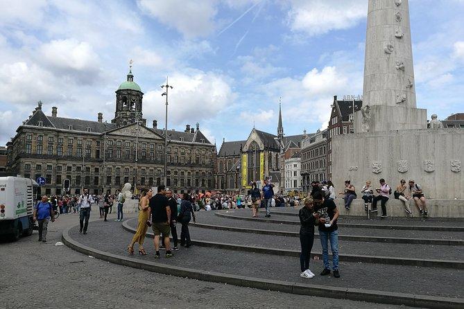 Hidden treasures of Amsterdam (walking tour)