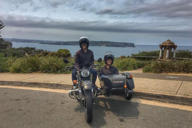 From Sydney: 2.5-Hours Vintage Sidecar Sightseeing Tour