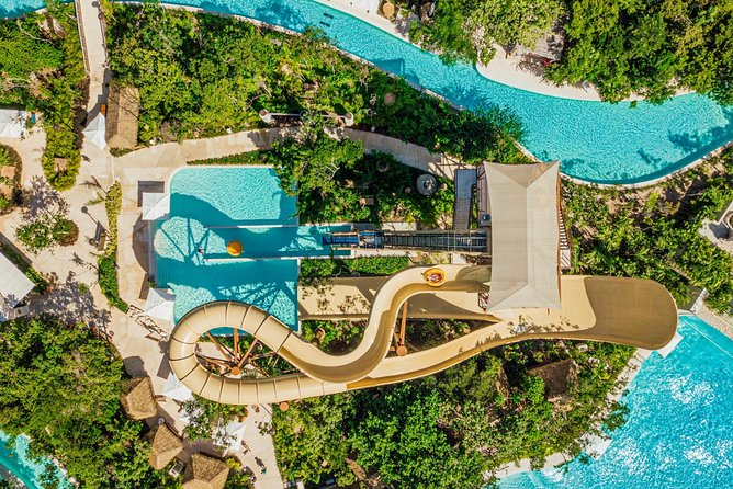 DISCOVER the new LUXURY WATER PARK in Riviera Maya. Includes Transportation.