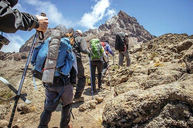 Kilimanjaro Trekking - Machame Route