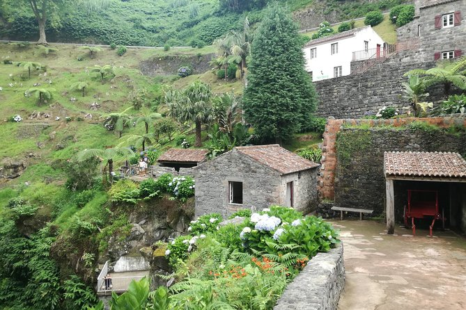 furnas tour in 4 hours for just] 47 EUROS per person with liquor tasting /