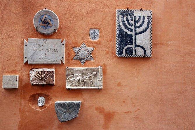 Jewish Quarter, Tiber Island and Trastevere • Private Walking Tour