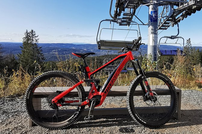 Electric Mountain Bike Rental in Oslo