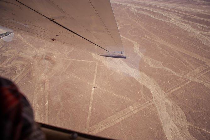 Palpa And Nazca flight tour 1 hour