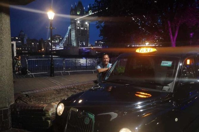 Light Up London Private Night Tour (Central London Pick Up)