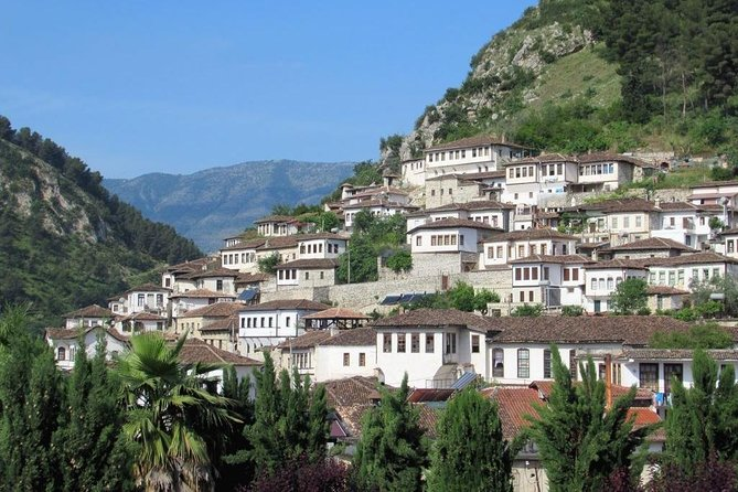 Berat Day Trip from Ohrid with Pickup