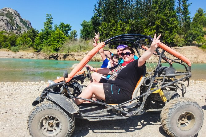 Buggy Safari and Rafting Adventure from Side