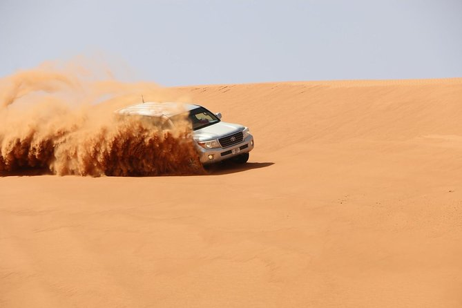 DUMBFOUNDING DESERT SAFARI in Oman