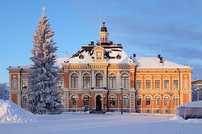 Kuopio (KUO) to City Center to Airport - Private Transfer
