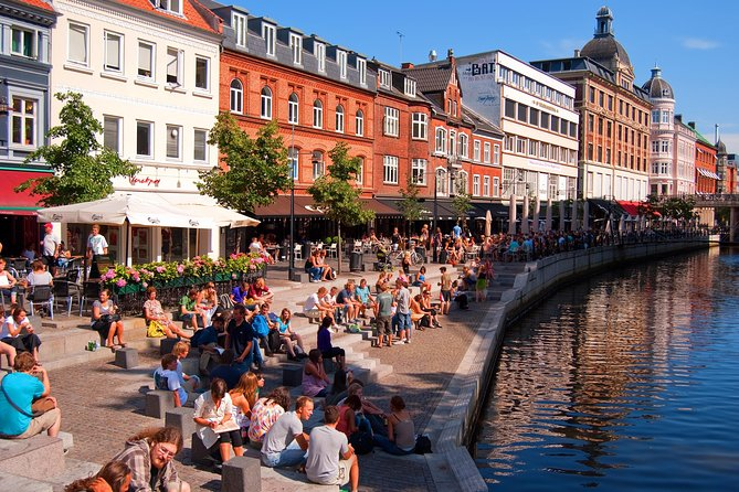 Aarhus (AAR) to City Center to Airport - Private Transfer