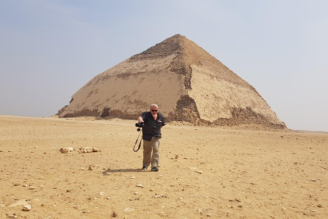 Giza Pyramids, Saqqara and Dahshour Private Tour