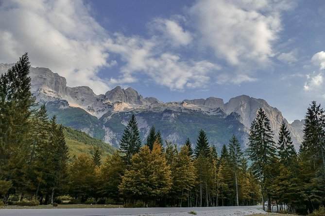 Theth to Valbona Day Hike