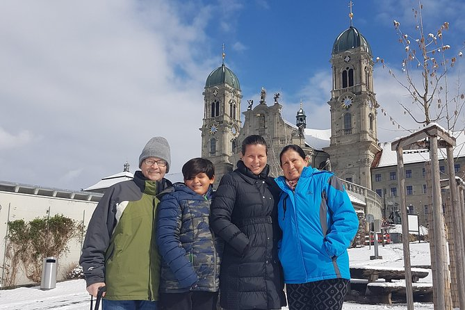 Einsiedeln Abbey & Mountain Cheese with tour guides. From Zürich