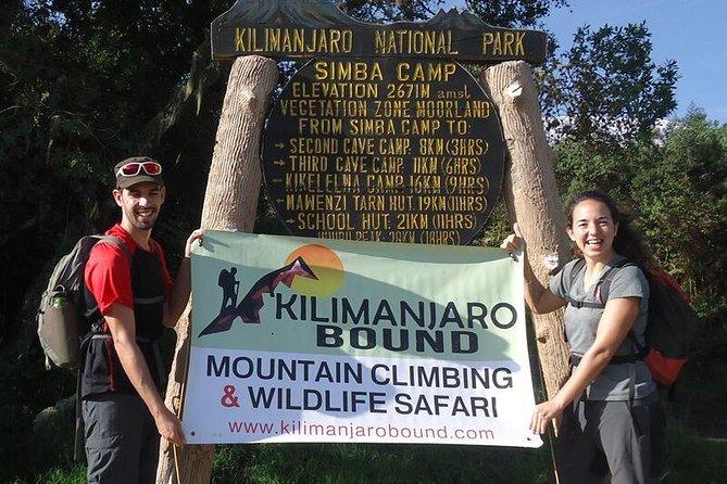 Climbing Mount Kilimanjaro Via Rongai Route (7 Days Climbing)