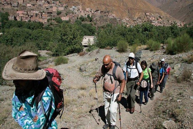 Combined Atlas and Desert tour 4 days: Toubkal trek and Zagora Tour