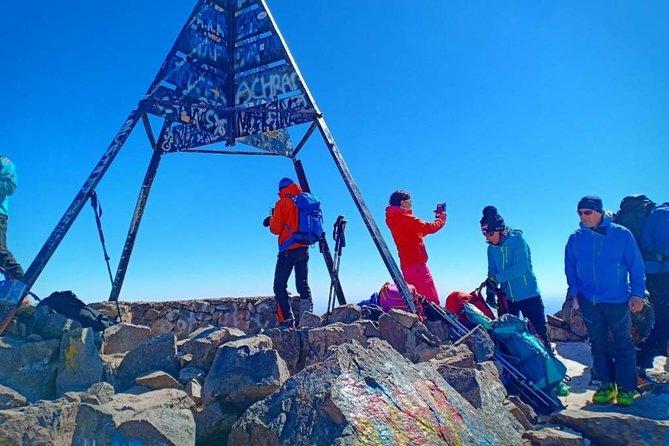 5-Day Mount Toubkal Ascent Trek And Merzouga Desert Tour with Luxury Camp