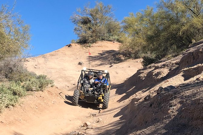 2 Person Guided U-Drive ATV Sand Buggy Tour Scottsdale/Phoenix photo 6