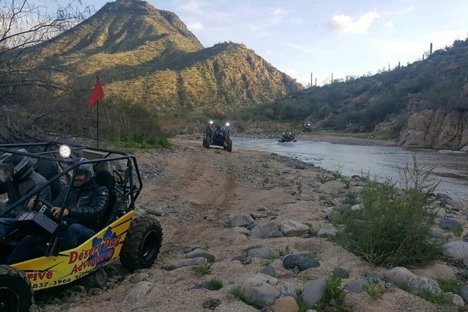 2 Person Guided U-Drive ATV Sand Buggy Tour Scottsdale/Phoenix photo 10