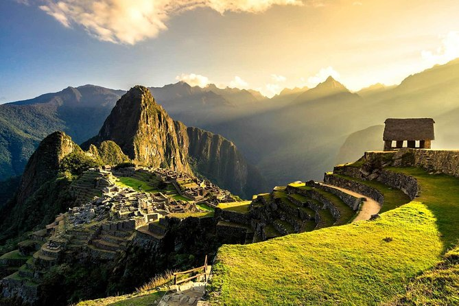 5-Day: Cusco - Machupicchu Magic & Maras & Moray ||Private service||